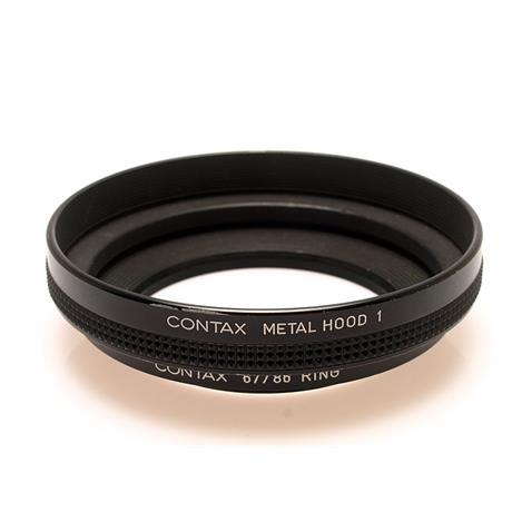 Contax Metal Hood 1 + 67/86 Ring thumbnail