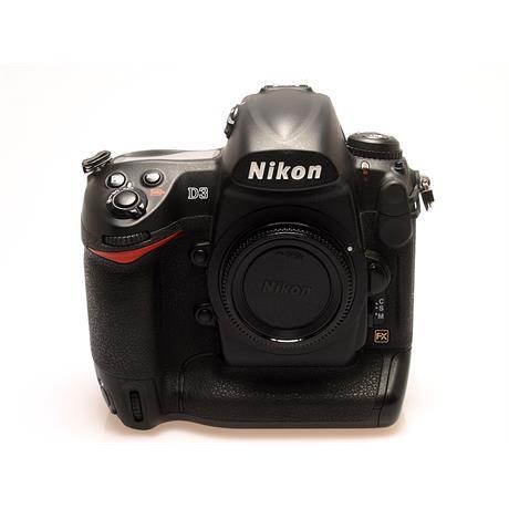 Nikon D3 Body Only thumbnail