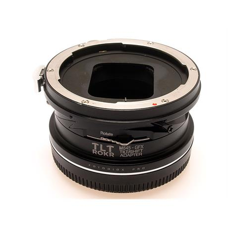 Fotodiox Mamiya 645 - Fujifilm GFX Tilt/Shift Ada thumbnail