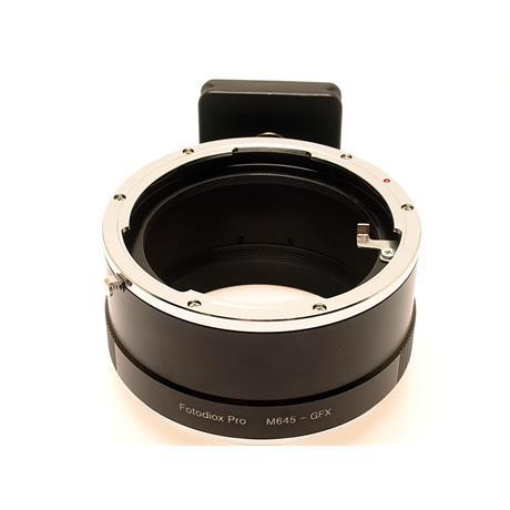 Fotodiox Mamiya 645 - Fujifilm GFX Lens Mount Ada thumbnail