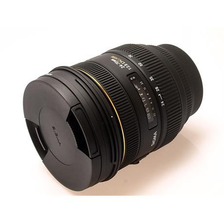 Sigma 24-70mm F2.8 IF EX DG HSM - Canon EOS thumbnail