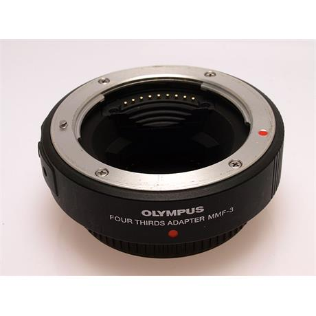 Olympus MMF-3 4/3rds - Micro 4/3rds Adapter thumbnail
