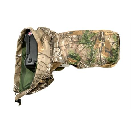 Wildlife Watching Supplies Body & Lens Cover - Realtree Xtra  thumbnail
