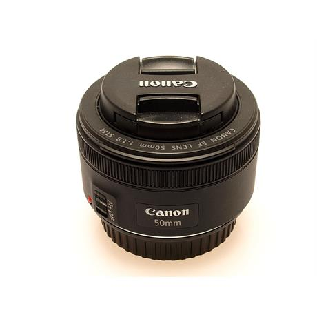 Canon 50mm f1.8 EF STM thumbnail