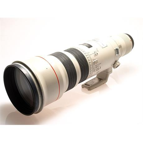 Canon 500mm F4.5 L USM thumbnail