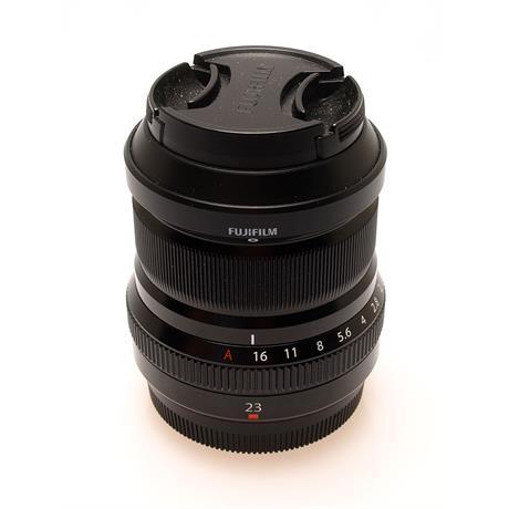 Fujifilm 23mm F2 XF - Black thumbnail