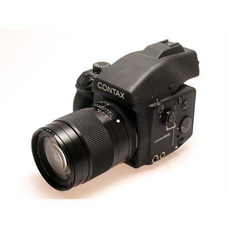 Contax 645 Body + Prism + 45mm F2.8 + 120 Mag thumbnail
