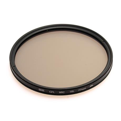 Gobe 77mm MRC Circular Polariser 16L thumbnail