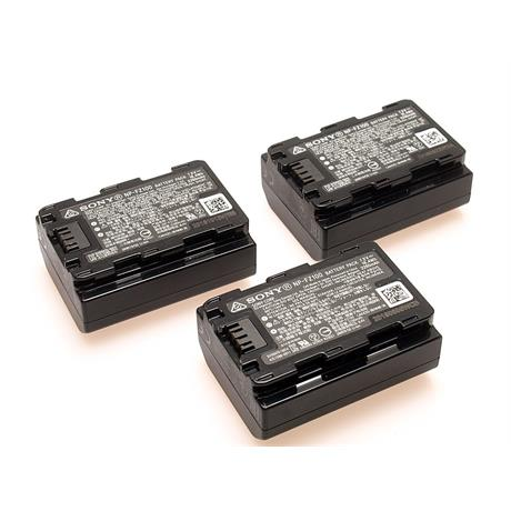 Sony 3x NP-FZ100 Batteries thumbnail