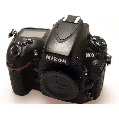 Nikon D800E Body + MB-D12 Grip thumbnail