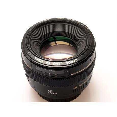 Canon 50mm f1.4 USM thumbnail