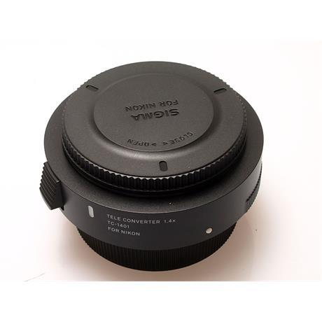 Sigma TC1401 1.4x Converter - Nikon thumbnail