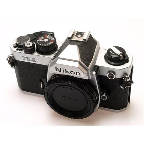 Nikon FM2 Chrome Body Only thumbnail