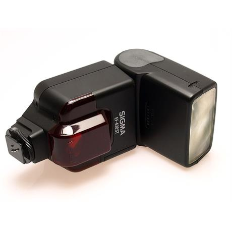 Sigma EF430ST Flash - Pentax AF thumbnail