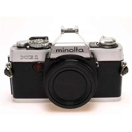 Minolta XG1 Chrome Body Only thumbnail