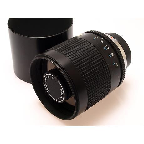 Tokina 500mm F8 Reflex - Pentax PK thumbnail