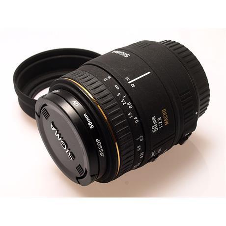 Sigma 50mm F2.8 EX DG Macro - Canon EOS thumbnail