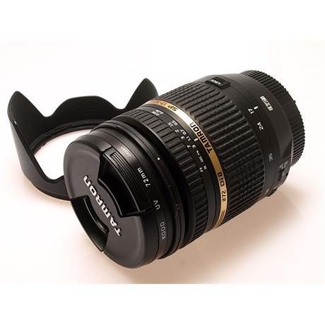 Tamron 17-50mm F2.8 XR Di II VC LD Asph - Canon EOS thumbnail