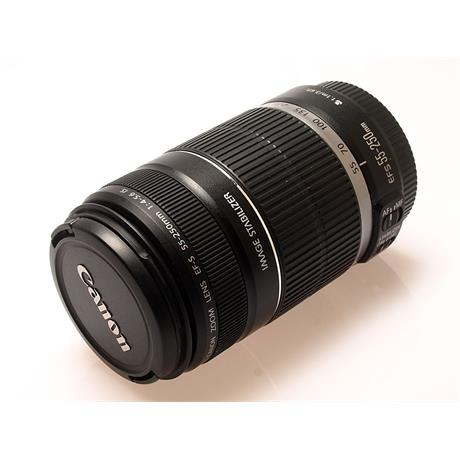 Canon 55-250mm F4-5.6 EFS IS thumbnail