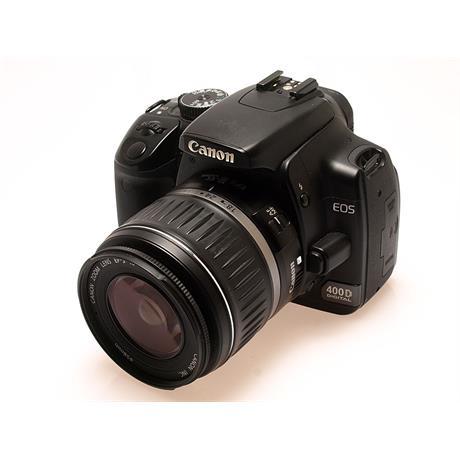 Canon EOS 400D + 18-55mm thumbnail