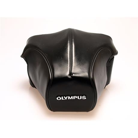 Olympus OM4Ti Black Leather Case thumbnail