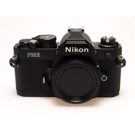 Nikon FM2N Black Body Only thumbnail