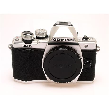 Olympus E-M10 II Silver Body Only thumbnail