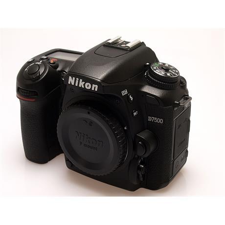 Nikon D7500 Body Only thumbnail