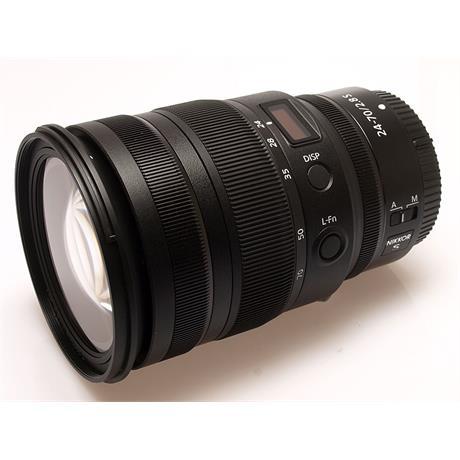 Nikon 24-70mm F2.8 S Z  thumbnail
