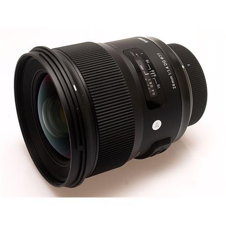 Sigma 24mm F1.4 DG HSM A - Nikon AF thumbnail