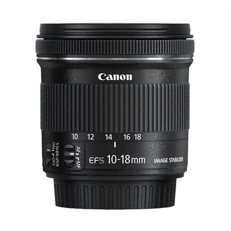Canon 10-18mm F4.5-5.6 IS STM EF-S - Sale thumbnail
