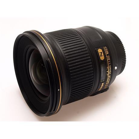Nikon 20mm F1.8 G AFS ED thumbnail