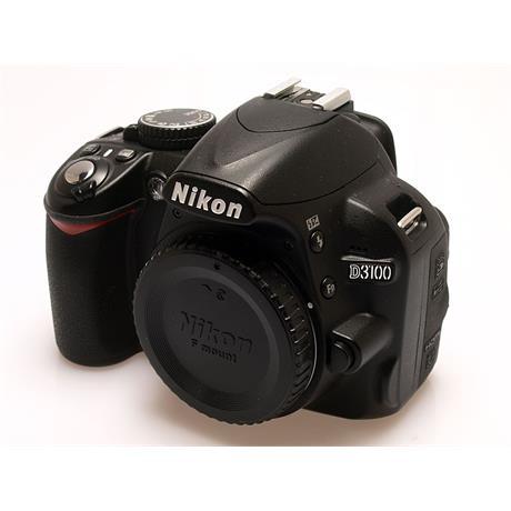 Nikon D3100 Body Only thumbnail