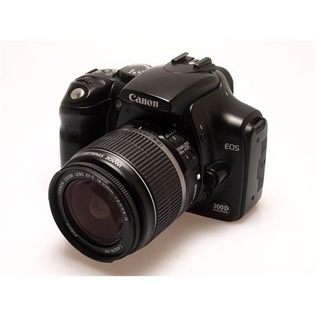 Canon EOS 300D + 18-55mm thumbnail