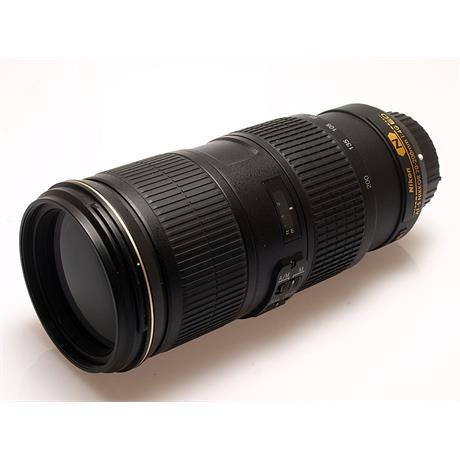 Nikon 70-200mm F4 G AFS ED VR thumbnail