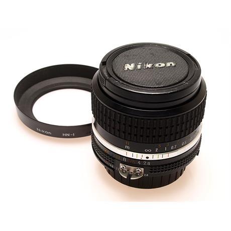 Nikon 24mm F2.8 AIS thumbnail