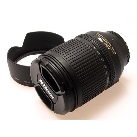 Nikon 18-135mm F3.5-5.6 G AFS DX thumbnail