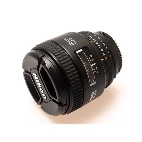 Nikon 85mm F1.8 AFD thumbnail