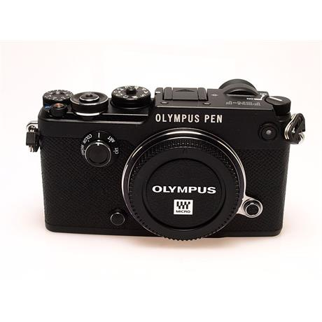Olympus Pen-F Black Body Only thumbnail