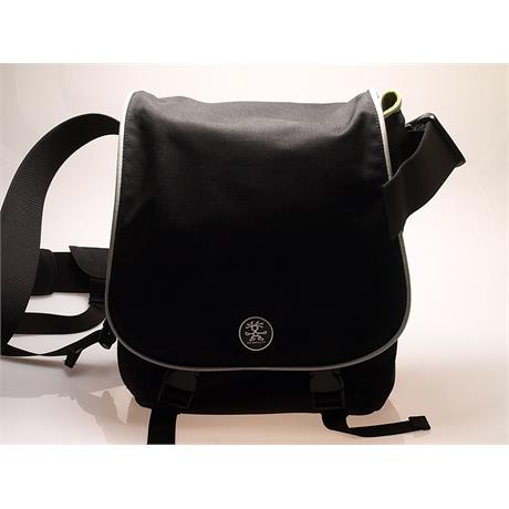Crumpler Long Schlong - Black thumbnail