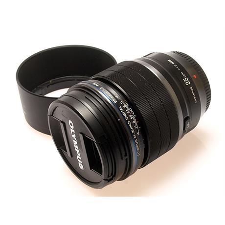 Olympus 25mm F1.2 M.Zuiko PRO thumbnail