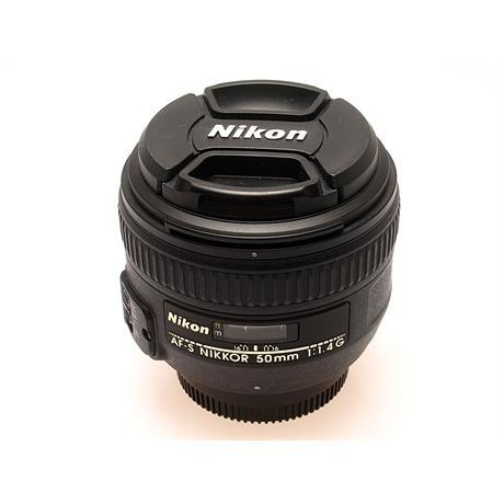 Nikon 50mm F1.4 G AFS thumbnail