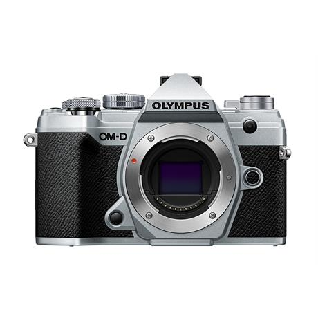 Olympus OM-D E-M5 III Body Only - Silver thumbnail