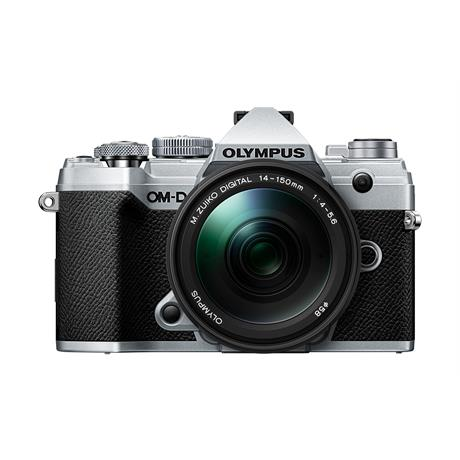 Olympus OM-D E-M5 III + 14-150mm Kit - Silver ~ Pack Lighter, Go Further Cash Back thumbnail