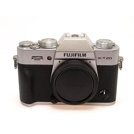 Fujifilm X-T20 Body Only - Silver _ SALE thumbnail