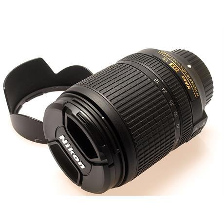 Nikon 18-140mm F3.5-5.6 AF-S G ED VR DX thumbnail