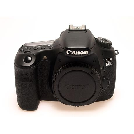 Canon EOS 60D Body Only thumbnail