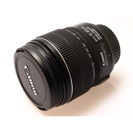 Canon 15-85mm F3.5-5.6 IS USM EF-S thumbnail