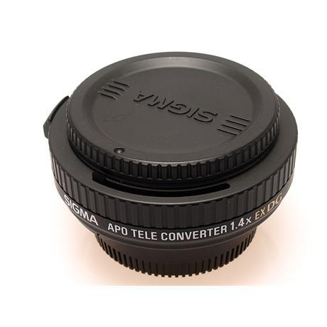 Sigma 1.4x Apo EX DG Converter - Nikon AF thumbnail