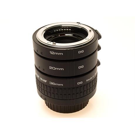 Kenko Extension Tube Set 12/20/36 DG - Nikon A thumbnail